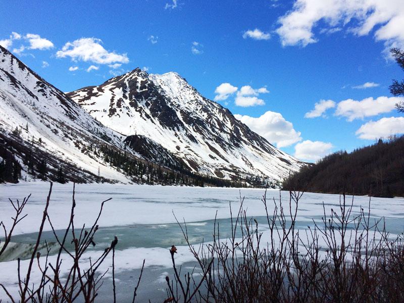 St. Elias Lake