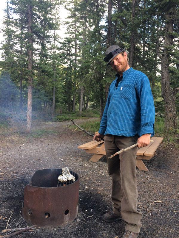 Fisch grillieren